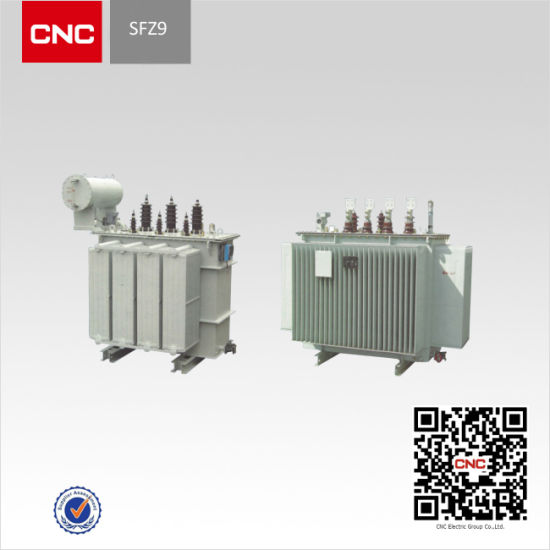 Oil Immersed Electric Power Transformer