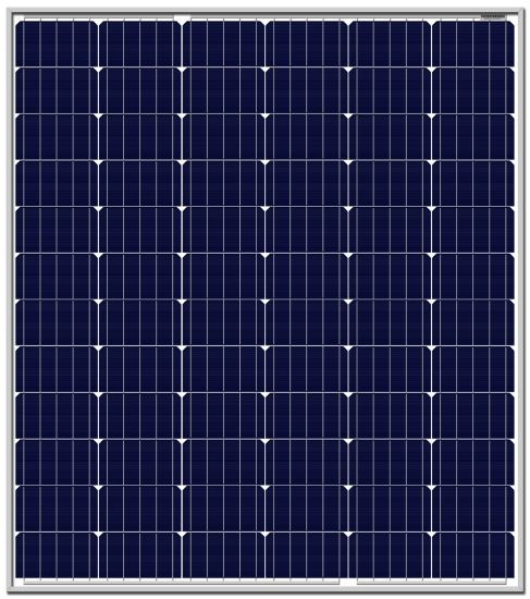 My Solar Brand and OEM Solar Module Mono 210W High Efficiency Solar Panel pictures & photos