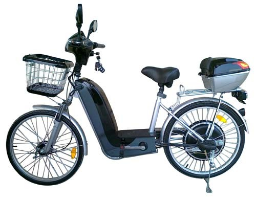 Cheaper 250W Electric Bicycles Ebike Electric Scooter (250W-4) pictures & photos