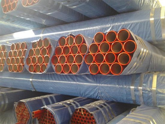 Astma53 Sch10 Metallic Sprinkler Steel Pipe for Fire Protection pictures & photos