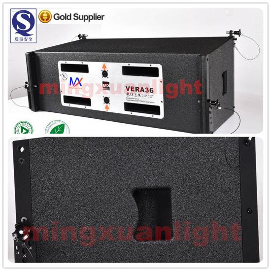 Vera36 Outdoor Event Sound System Mini Line Array Speaker