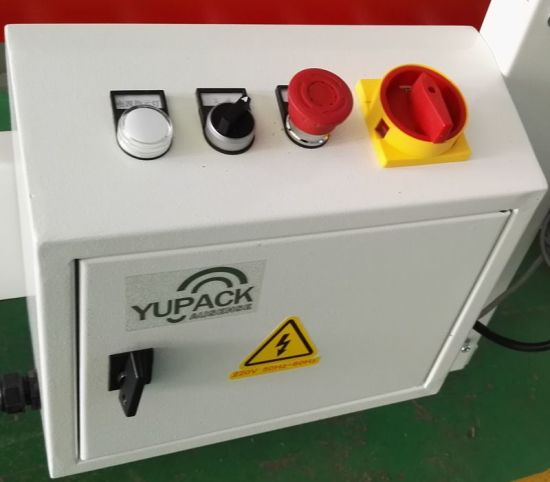 Yupack Automatic Box Taping Machine with Strapping Machine pictures & photos