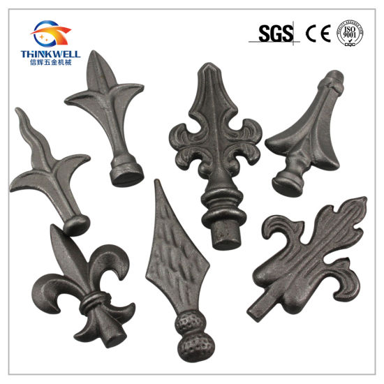 Decoration Wrought Iron Fence Spear Head Spearpoint pictures & photos