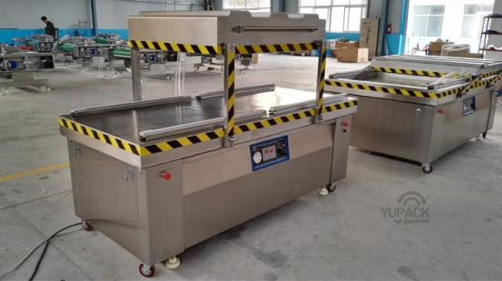 2017 New Condition Dz600/2s Double Chamber Vacuum Packing Machine pictures & photos