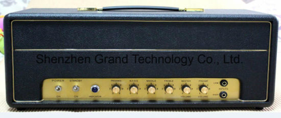 Custom Jcm800 Hand-Wired Point to Point Soldering Valve Guitar Amplifier, 50W