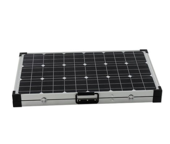 Folding Solar Panel 140W Foldable with 10m Cable for Camping