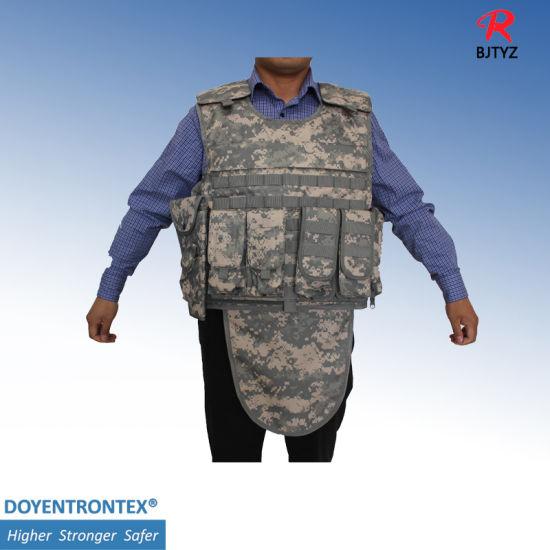 PE NIJ IIIA Bulletproof Vest (TYZ-BV-102)
