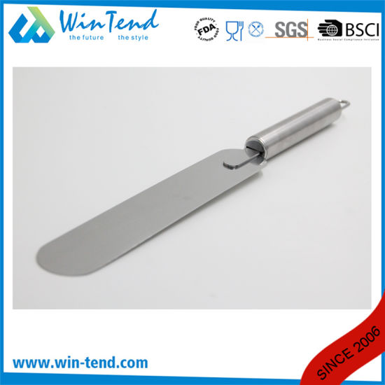 Wholesale Stainless Steel Kitchen Cake Scoop with Hook pictures & photos
