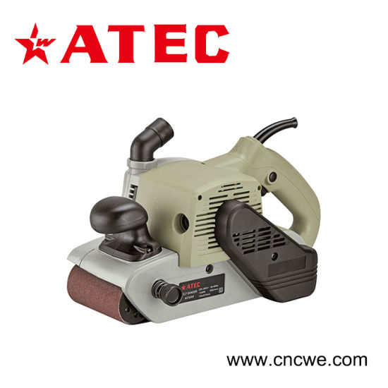1200W Electricity Power Belt Sander Tool Woodworking Machine (AT5201) pictures & photos