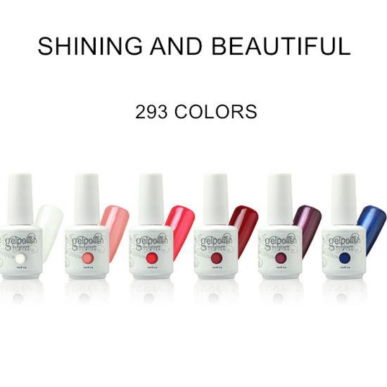 Wholesale German Nail Supplies UV LED Gel Nail Polish