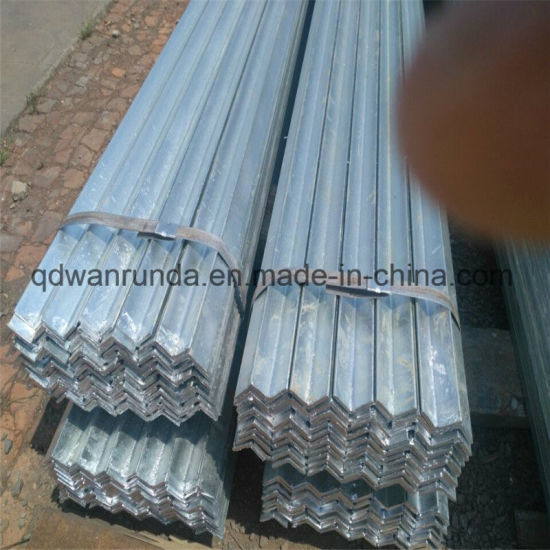 HDG Flat Steel HDG Square Pipe HDG Angle Steel Export to Australian Market pictures & photos