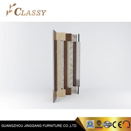 Hotel Luxury Wall Panel Living Room Metal Fabrication