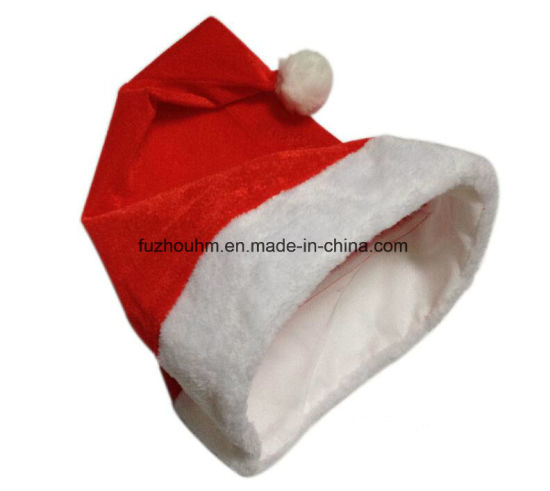 Cheap Children or Adult Decoration Santa Clause Christmas Hats pictures & photos