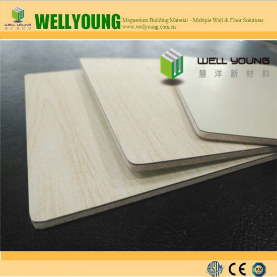 Decorative Wall High Pressure Laminate Interior HPL Panel