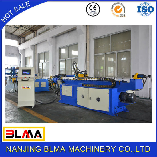 Widely Used Iron Exhaust CNC Pipe Tube Bending Bender Machine  sc 1 st  Nanjing BLMA Machinery Co. Ltd. & China Widely Used Iron Exhaust CNC Pipe Tube Bending Bender Machine ...