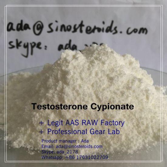 China White Raw Powders Sinosteroids Bodybuiding Steroids