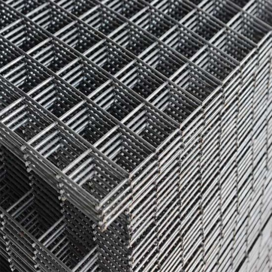 China Welded Metal Wire Mesh Fencing Panel - China Wire Mesh Panel ...