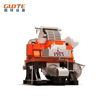 Professional Wet Mineral Separation High Gauss Magnetic Separator Machine