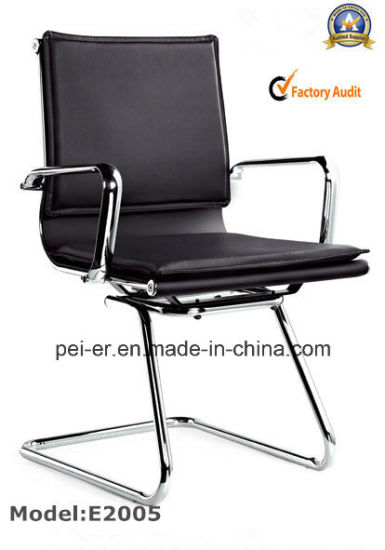 office chair upholstery. Leather Upholstery Eames Metal Visitor Staff Office Chair (PE-B2005) E