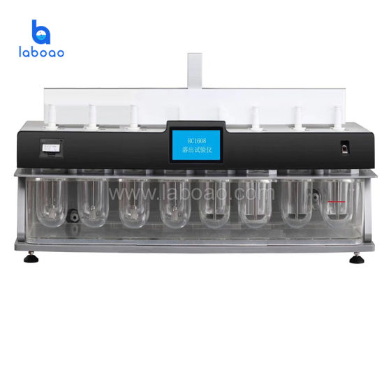 Tablet Dissolution Tester with Independent 6-Channel / 12-Channel