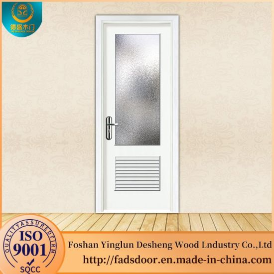 Desheng Glass Interior Door Bathroom PVC Kerala Door Prices