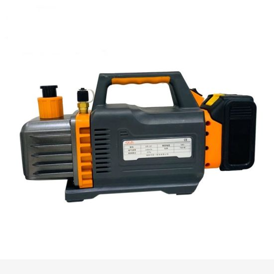 Long Using Time DC 18V Lithium Battery Operated Vacuum Pump