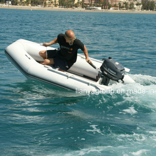 Liya 2-8m Rubber Dinghy Boats Hypalon Inflatable Boats for Sale