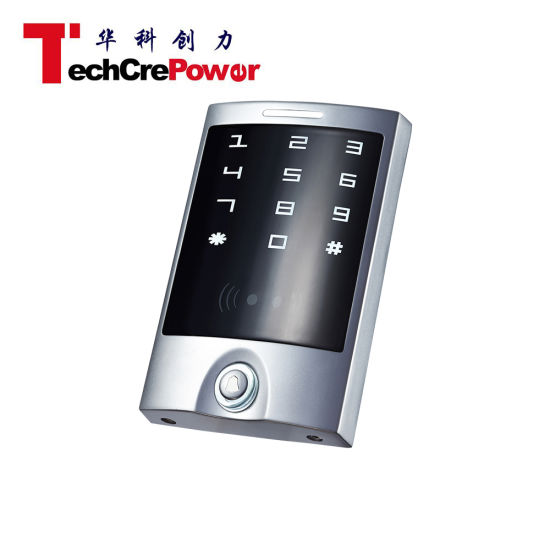 Mrtw Waterproof Metal Standalone Touch Keypad RFID Card Reader pictures & photos
