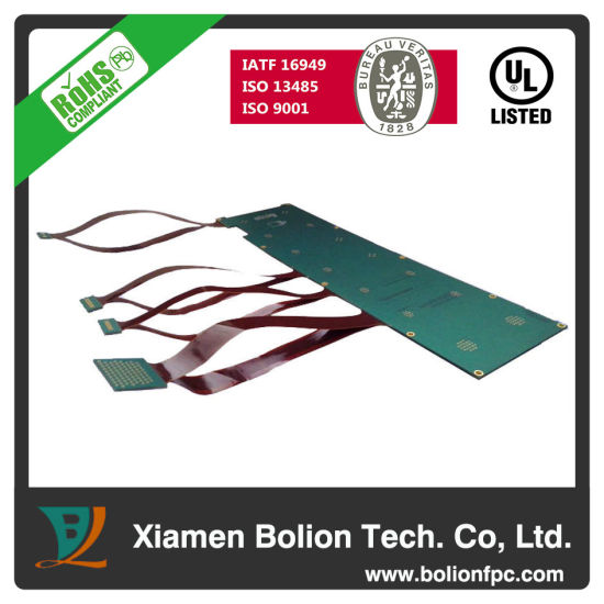 Rigid/Flex/Flexible/Good Price PCB Board with Fast-Turn Prototype and Mass-Poduction FPC Manufacturer
