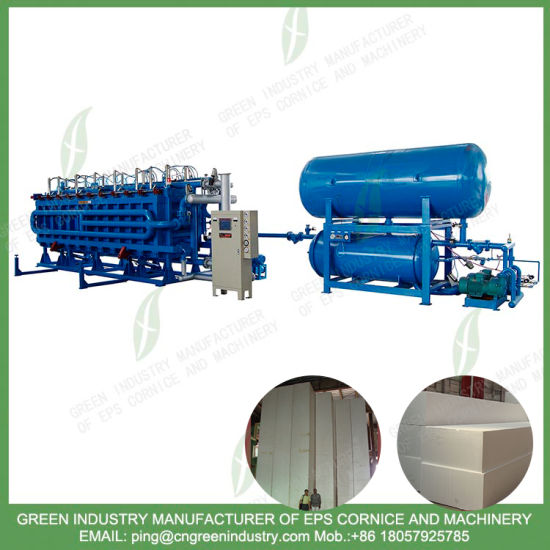 EPS Block Molding Machine for Insulation Panel and Construction