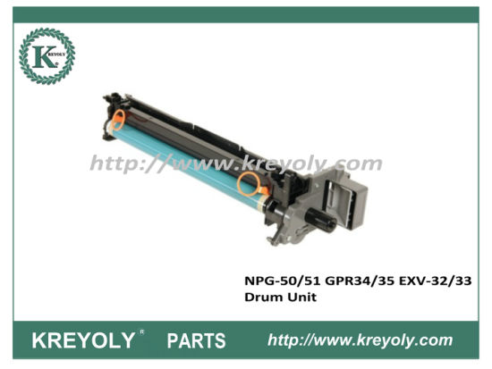 NPG-50/51 GPR34/35 EXV-32/33 Drum Unit for Canon IR2520 IR2525 IR2530 pictures & photos