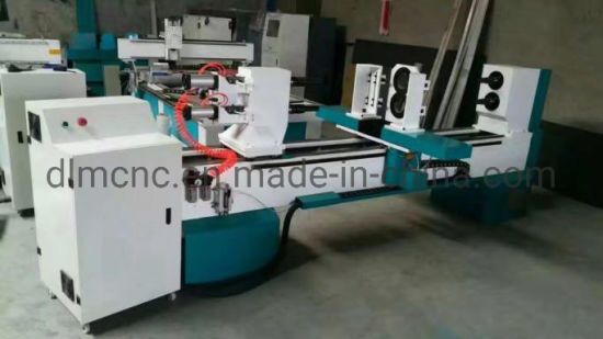 Carving and Milling CNC Woodworking Lathe