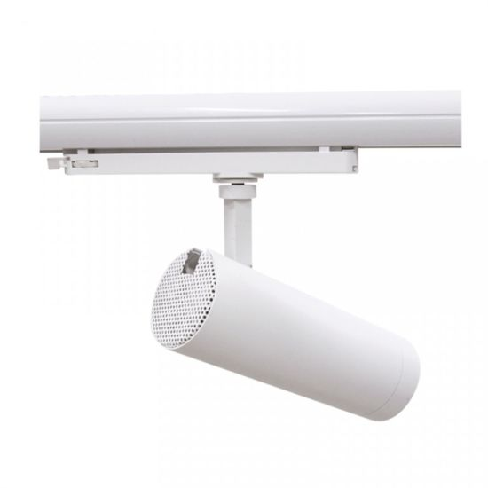 Commercial Lighting Fixture Led Track Spot Rail