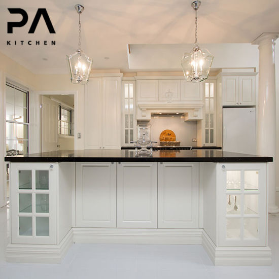 China Hot Sale Custom Luxury High End White Ash Solid Wood
