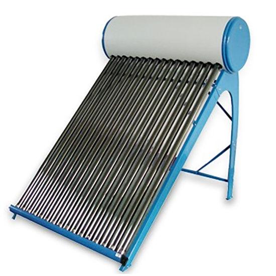 Low Pressurized Galvanized Solar Water Heater Solar Energy