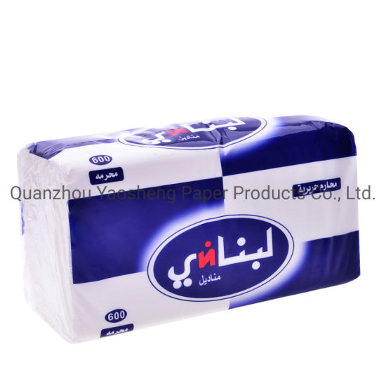 OEM Virgin Pulp Soft Pack Daily Use Facial Tissue Paper for Home / Office