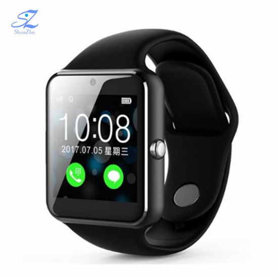 Smart Bluetooth Watch Support SIM Card Watch Phone Whatsapp Fackbook Connectivity Android Phone Smartwatch Q7s Plus pictures & photos