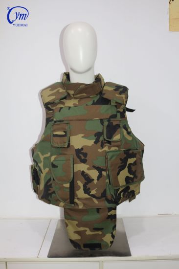 High Quality Military Army Tactical Ballistic Tactical Bulletproof Vest