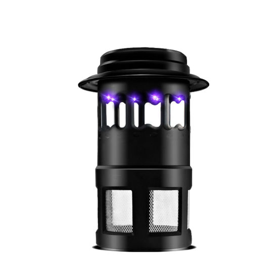 Eco-Friendly Inhaling Mosquito Fan Insect Killer with LED