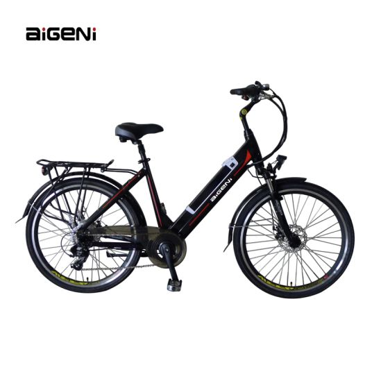 26 Inch City E-Bike
