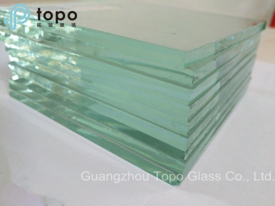 3-19mm Wholesale Clear Float Flat Sheet Tempered Glass (W-TP) pictures & photos