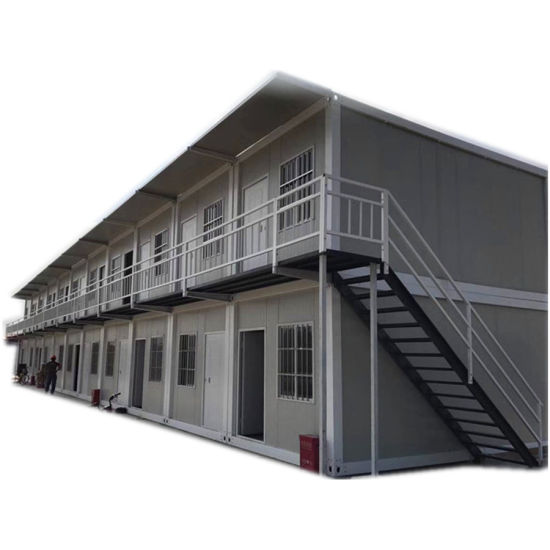 Prefabricated Easy Assemble Container House Bar
