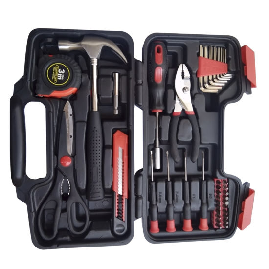 Wholesale Cheap 39-Piece Cutting Plier Tool Set - General Household Hand Tool Kit