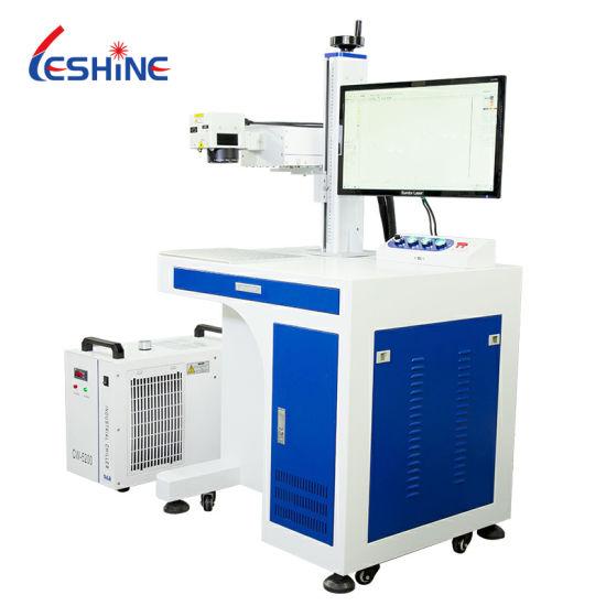Laser 355nm 3W 5W 7W 10W Laser UV Laser Marking Printing Machine 3W UV Marker for Non-Metals and Metals