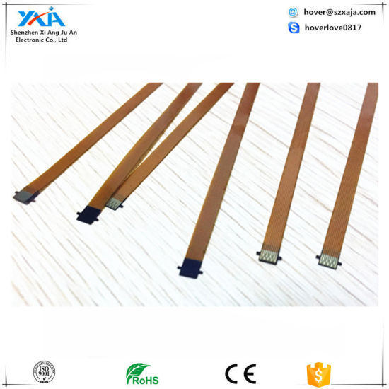 10 PIN RIBBON FLAT FLEX CABLE 500mm Length by 1.00mm Pitch Connector
