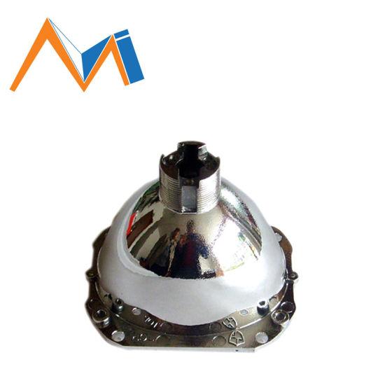 Chromium Plating Aluminium Die Casting for Auto Lamp Cover