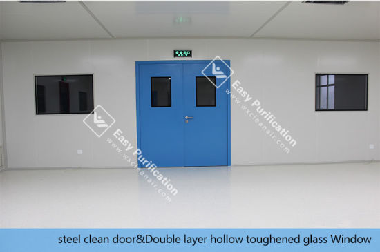 Electronic Cleanroom Project with Best Price