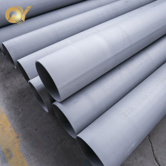 """Big Size A814 Uns S31254 1-24"""" Super Austenitic Stainless Welding Steel Pipe"""
