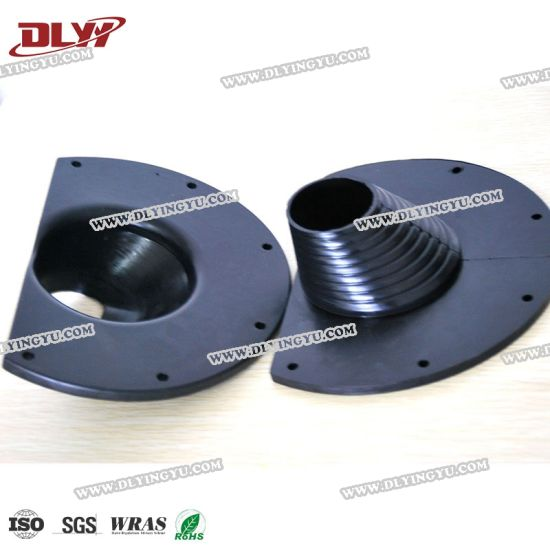 Flexible Rubber Hose with Flange End