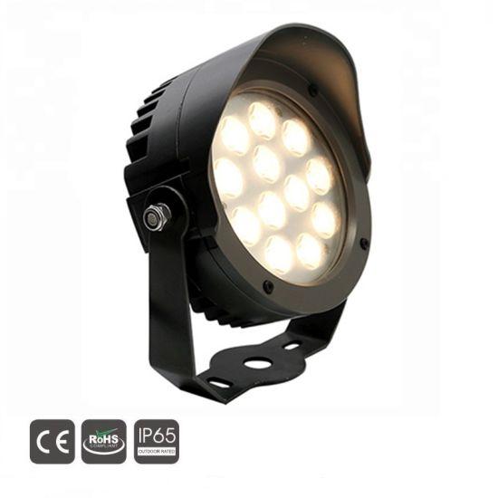 10W RGB LED Floodlight Warm Pure White Yard Garden Landscape Outdoor Spot Light